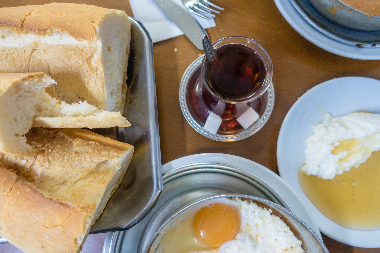 Things to do in Istanbul - Turkish Breakfast