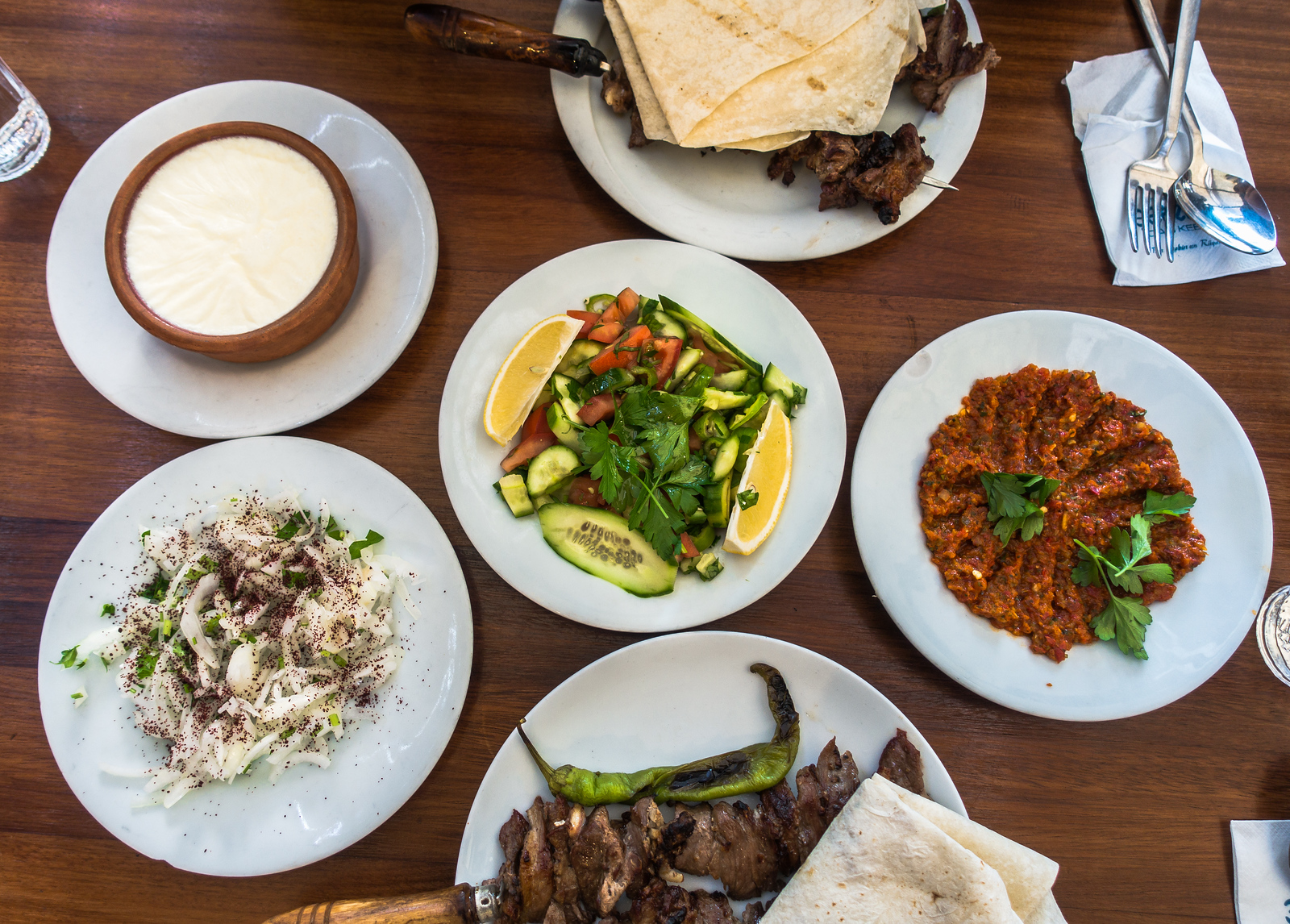 Things to do in Istanbul - Turkish food