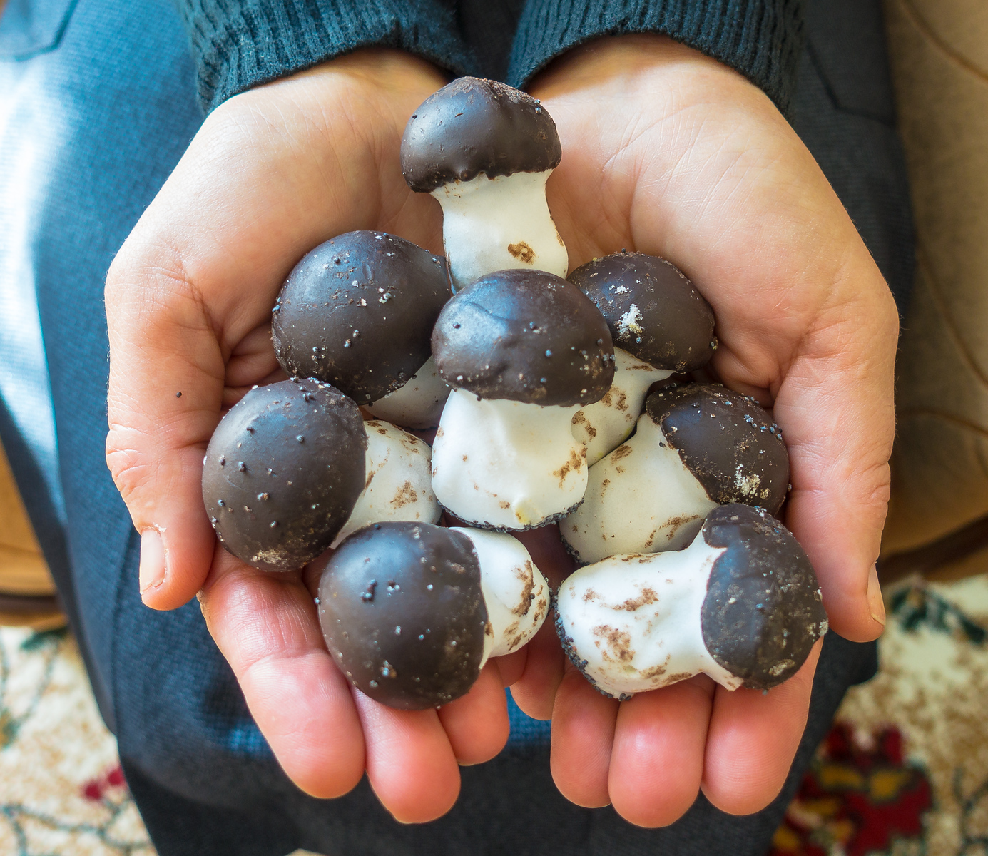 Grybukai - Lithuanian Traditional Sweets
