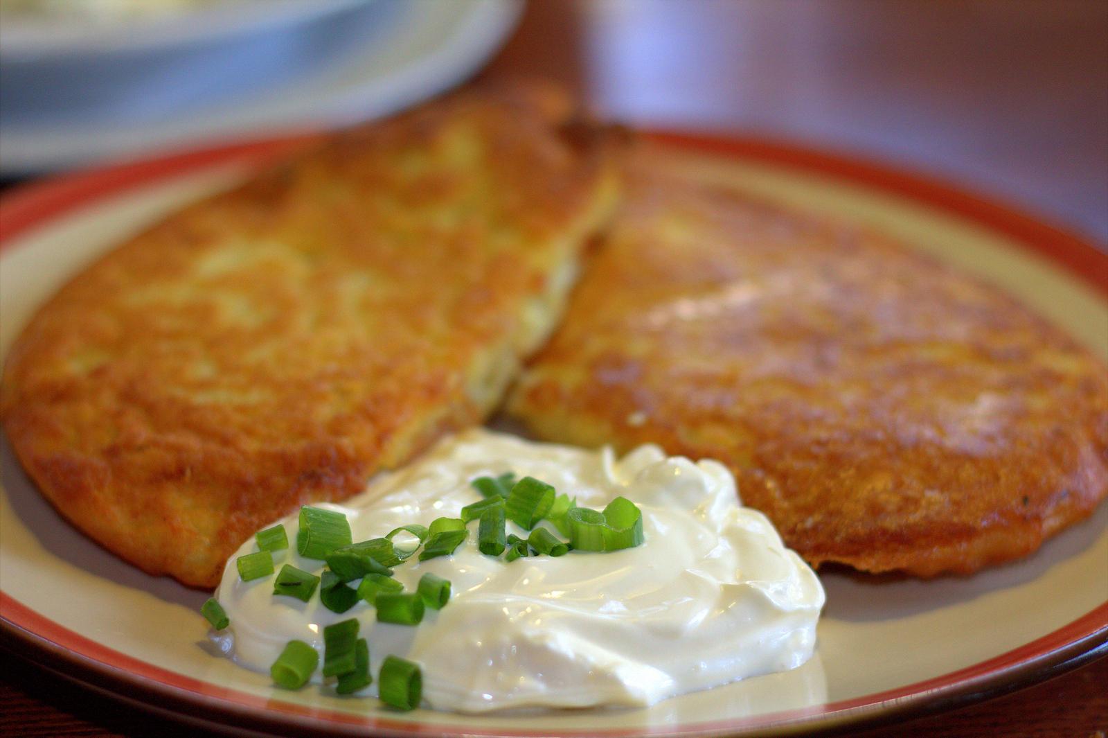 Lithuanian Potato Pancakes
