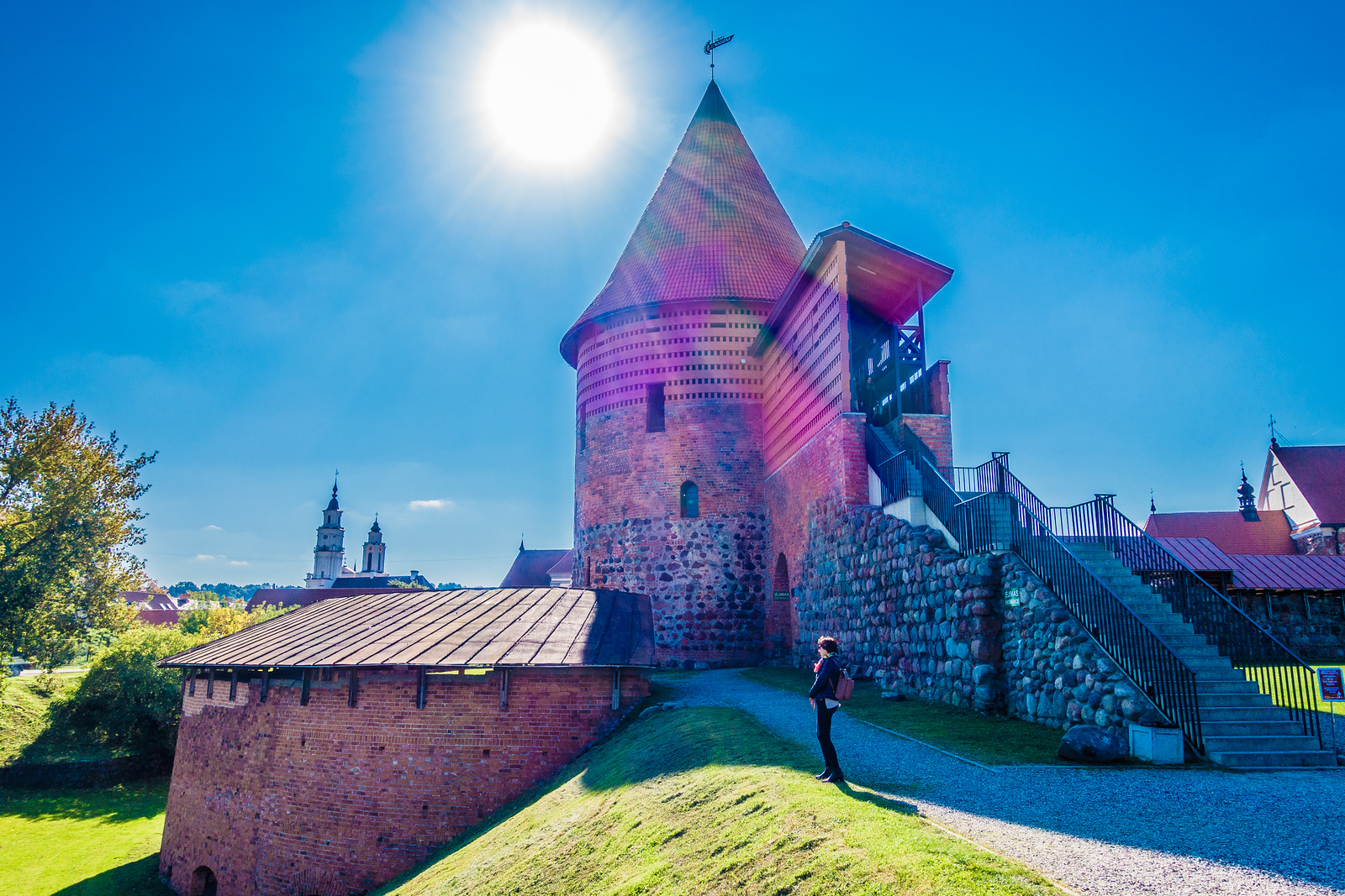 Lithuania Travel Guide - Kaunas Castle